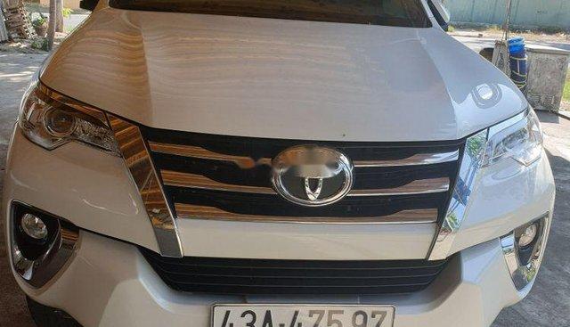 Cần bán xe Toyota Fortuner 2019, màu trắng, xe nhập