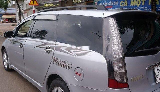 Bán Mitsubishi Grandis sản xuất 2007, màu bạc, nhập khẩu