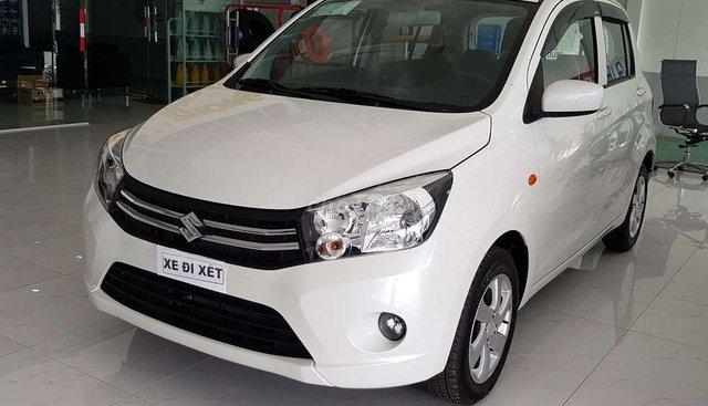Bán Suzuki Celerio sản xuất 2018, màu trắng, xe nhập