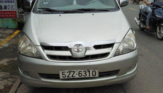 Bán Toyota Innova năm 2006, màu bạc, xe gia đình, giá tốt