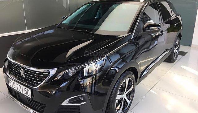 Bán xe Peugeot 3008 1.6 AT năm sản xuất 2019, màu đen