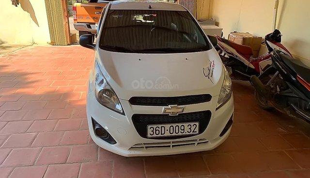 Cần bán gấp Chevrolet Spark Van 1.0 AT đời 2013, màu trắng, nhập khẩu, ít sử dụng giá cạnh tranh