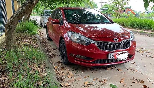 Bán Kia K3 2.0 sản xuất 2014, màu đỏ