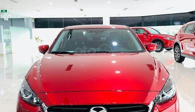 Bán Mazda 3 ưu đãi shock - Trả góp chỉ 200tr lăn bánh