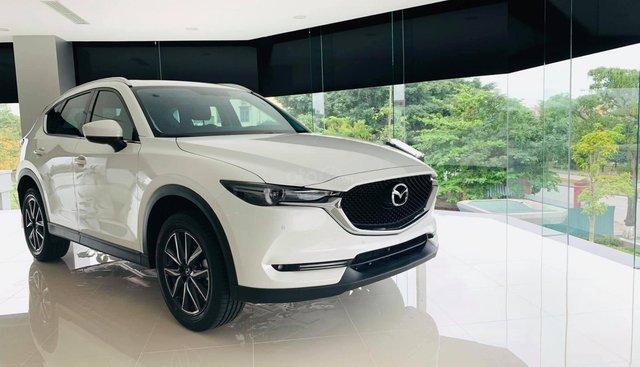 Bán ô tô Mazda CX 5 2019, trả góp chỉ 280tr lăn bánh