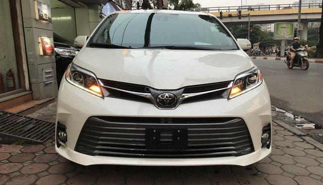 Bán Toyota Sienna Limited 2019 nhập Mỹ giao ngay - LH 0945.39.2468 Ms Hương