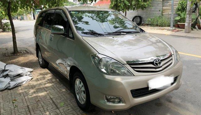 Bán gấp xe Innova 2010, xe gia đình, bảo dưỡng hãng. Giá 410 triệu, xem xe thượng lượng. LH 0914273743
