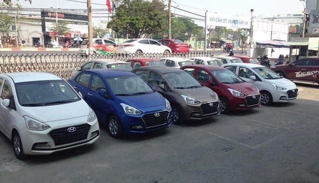 Bán Hyundai Grand I10 giá cực hot