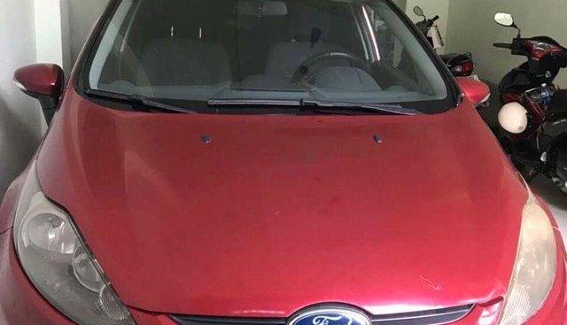 Bán Ford Fiesta 1.6L đời 2011, màu đỏ số tự động