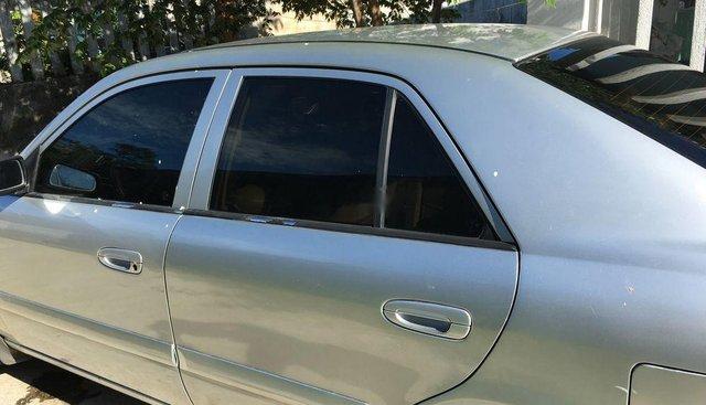Bán ô tô Mazda 626 2001, màu bạc, xe nhập, giá 185tr