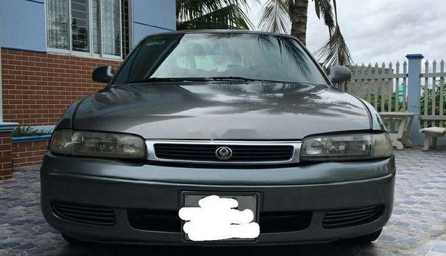 Bán Mazda 626 đời 1996, màu xám, nhập khẩu