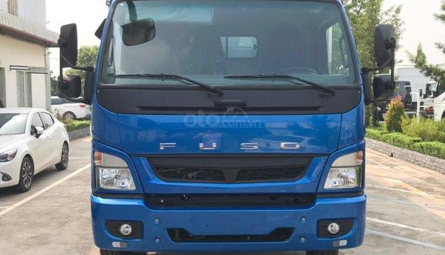 Bán xe tải Mitsubishi Fuso FI tải trọng 7.5 tấn thùng dài 6,9 mét
