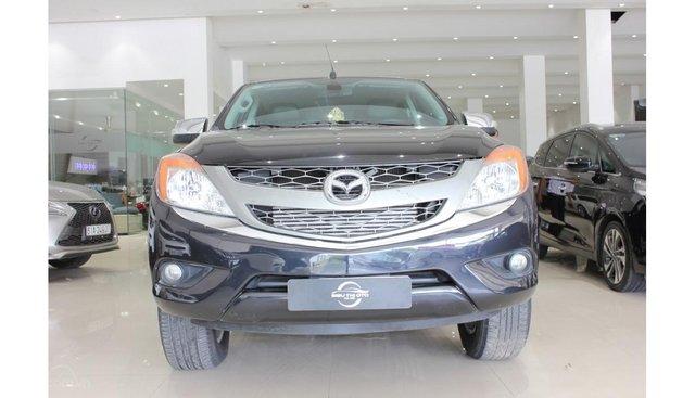 Bán Mazda BT 50 3.2 AT 2015, màu đen, xe nhập, trả trước chỉ từ 162 triệu