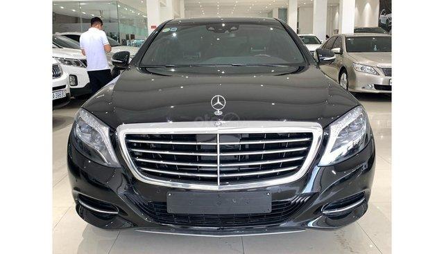 Cần bán xe Mercedes S400 2016, màu đen. Liên hệ 0985190491 Ms Ngọc