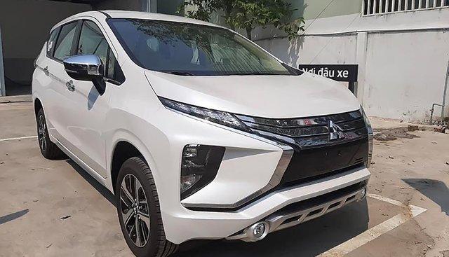 Bán xe Mitsubishi Xpander 1.5 AT 2019, màu trắng, nhập khẩu, 620 triệu