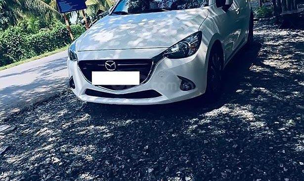 Bán Mazda 2 1.5 AT năm 2018, màu trắng xe gia đình, giá chỉ 495 triệu