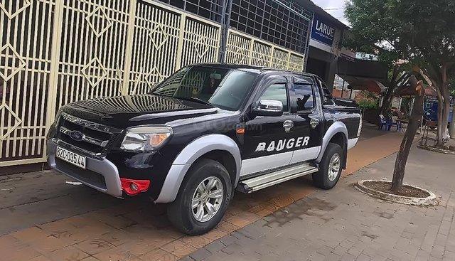 Cần bán lại xe Ford Ranger XLT 2.5L 4x4 MT sản xuất 2011, màu đen