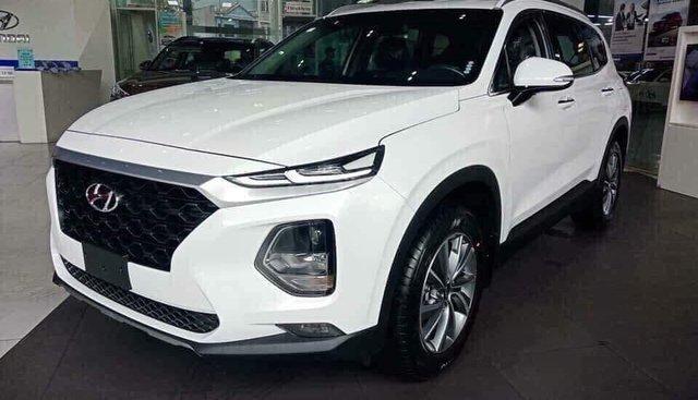 Bán Santafe 2019, giá cực hot, xe sẵn giao ngay, khuyến mãi quà tặng giá trị - Mr Nam 0779.909.968