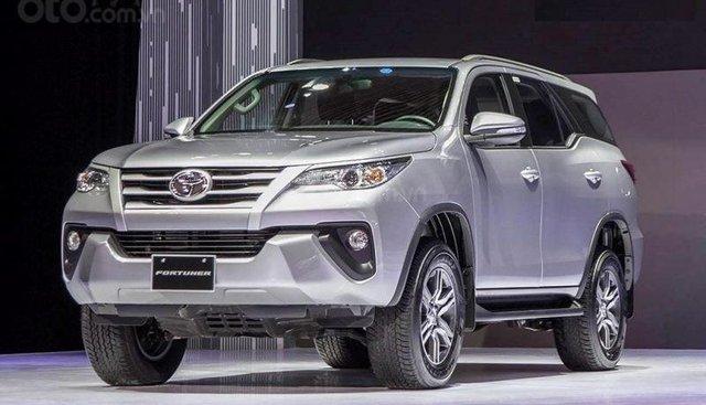 Bán Toyota Fortuner 2019 giá tốt - khuyến mãi hấp dẫn - giao xe ngay - 0909 399 882