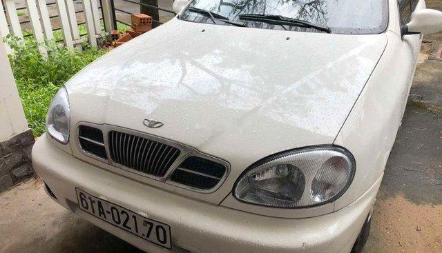 Cần bán Daewoo Lanos năm 2003, màu trắng