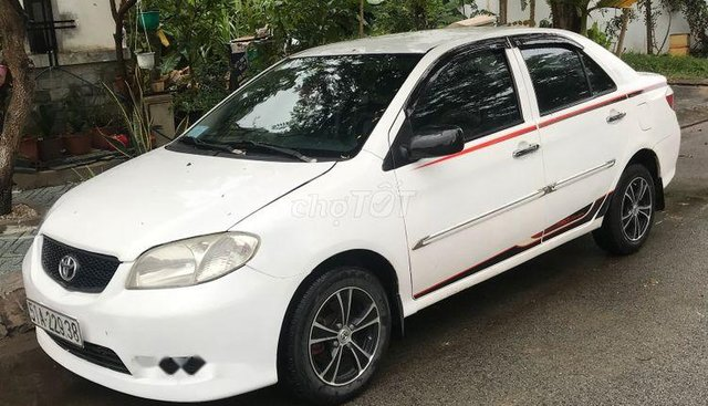 Chính chủ bán Toyota Vios Limo 2004, màu trắng
