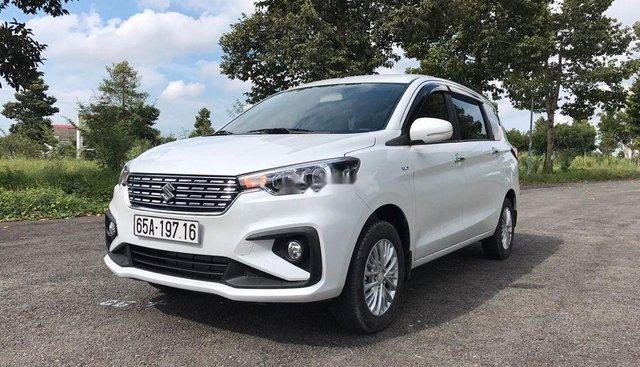 Bán Suzuki Ertiga năm sản xuất 2019, màu trắng, nhập khẩu, 7 chỗ giá rẻ