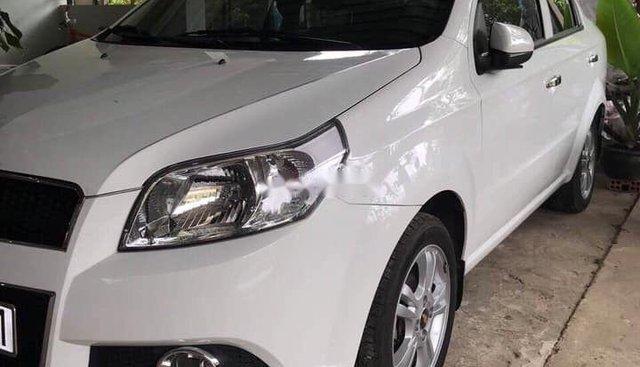 Bán Chevrolet Aveo sản xuất 2018, màu trắng, nhập khẩu nguyên chiếc