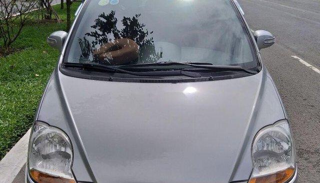 Bán ô tô Daewoo Matiz Super 2009, màu bạc, nhập khẩu