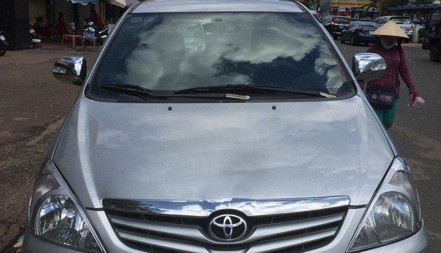 Chính chủ bán xe Toyota Innova đời 2011, màu bạc, giá chỉ 390 triệu