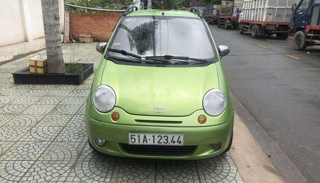 Bán Daewoo Matiz năm sản xuất 2003, màu xanh lục, 85 triệu