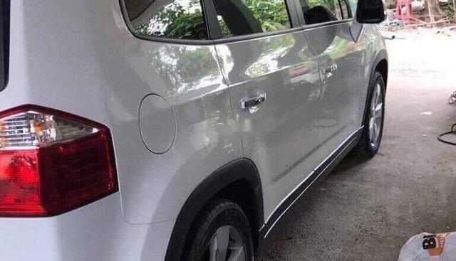 Bán Chevrolet Orlando năm sản xuất 2018, màu trắng, nhập khẩu