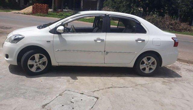 Bán ô tô Toyota Vios E đời 2011, màu trắng
