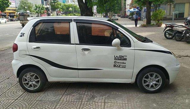 Bán Daewoo Matiz năm sản xuất 2007, màu trắng, nhập khẩu, giá tốt