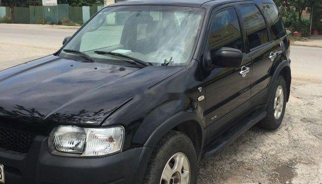 Bán ô tô Ford Escape đời 2003, màu đen, giá 125tr