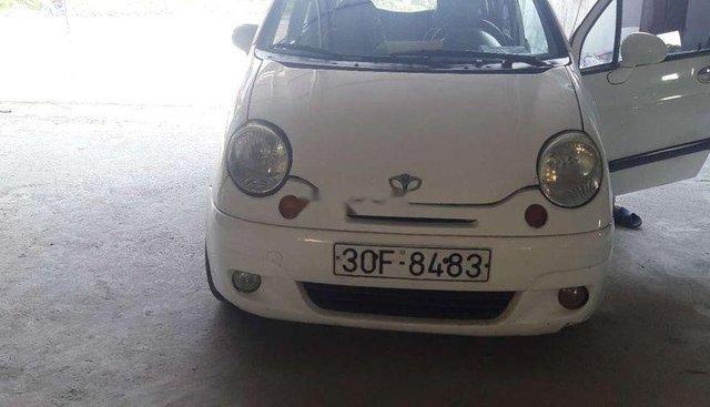 Bán Daewoo Matiz SE sản xuất năm 2007, màu trắng, 54 triệu