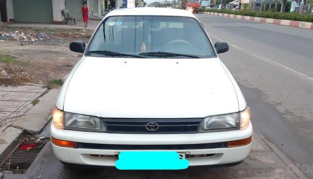 Bán Toyota Corolla GL năm 1993, màu trắng, nhập khẩu nguyên chiếc