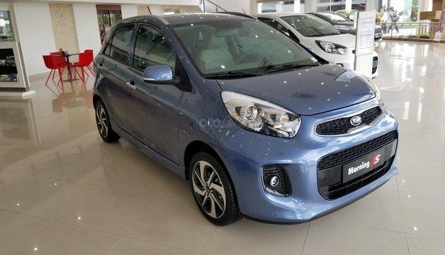 Morning tự động 2019 giá rẻ nhất Đồng Nai, chỉ từ 337tr, hỗ trợ vay đến 85% xe, miễn phí bảo dưỡng tới 20.000km