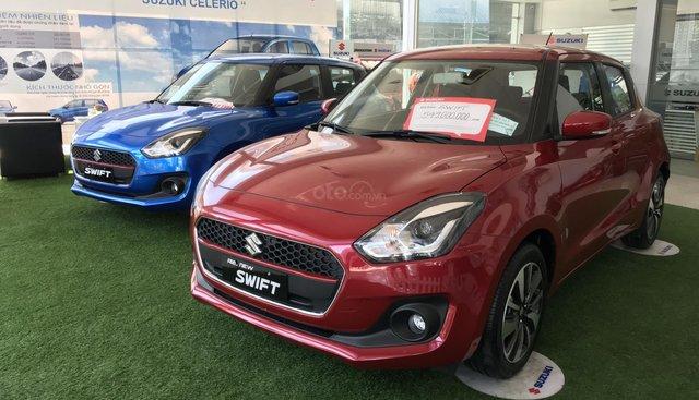 Bán xe Suzuki Swift GLX mới 100%, màu đỏ, nhập khẩu, 519 triệu, liên hệ 0911935188