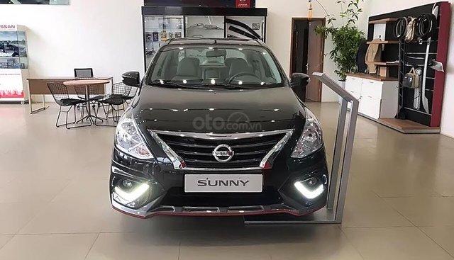 Cần bán xe Nissan Sunny XT Premium sản xuất 2019, màu đen