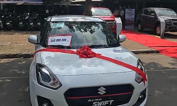 Cần bán xe Suzuki Swift GLX 2019, xe nhập, giá chỉ 530 triệu