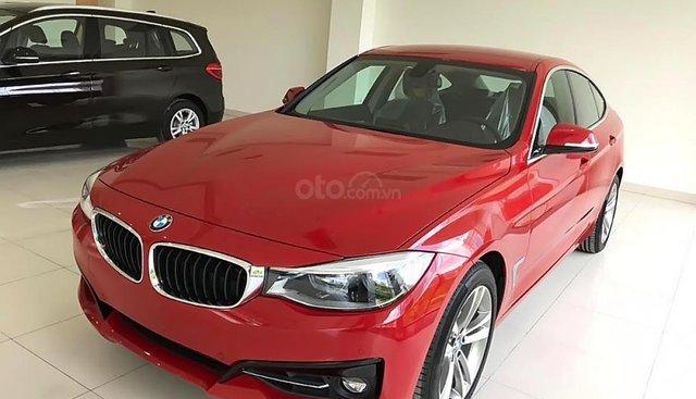 Bán xe BMW 3 Series 320i GT sản xuất 2019, màu đỏ, nhập khẩu