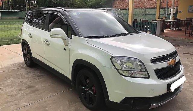 Cần bán Chevrolet Orlando LT 1.8 năm sản xuất 2017, màu trắng