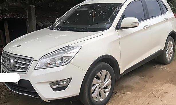 Bán xe BAIC X65 2.0T sản xuất 2015, màu trắng, nhập khẩu