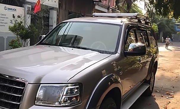 Bán Ford Everest đời 2008, xe nhập số tự động
