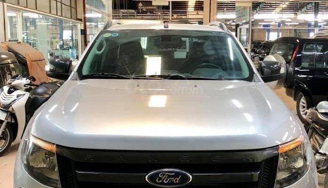 Cần bán Ranger Wildtrak 2.2 AT 2014 xe bán tại hãng Western Ford có bảo hành