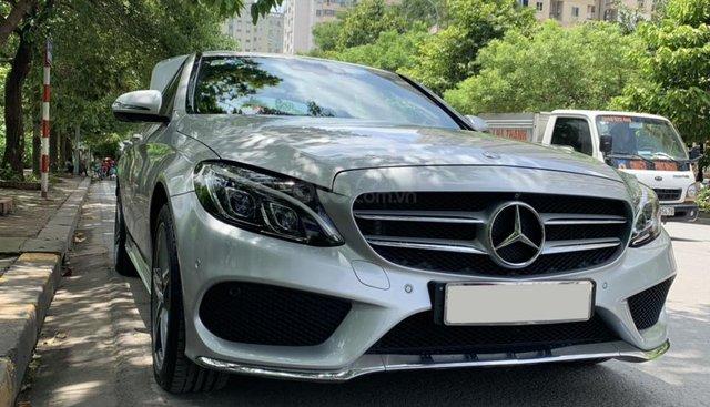 Chính chủ bán Mercedes C300 AMG 2016 chủ xe cực giữ, 4,2 vạn Km chuẩn, giá 13xx triệu