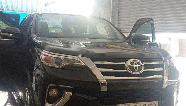 Bán Toyota Fortuner năm 2017, nhập khẩu, số sàn