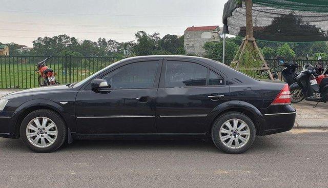 Cần bán lại xe Ford Mondeo V6 2.5 đời 2006, màu đen chính chủ