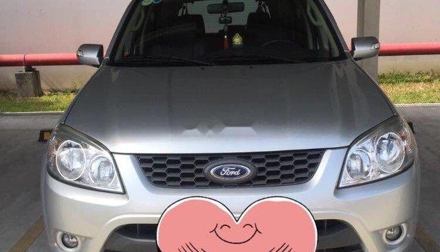 Cần bán gấp Ford Escape đời 2013, màu bạc, giá tốt