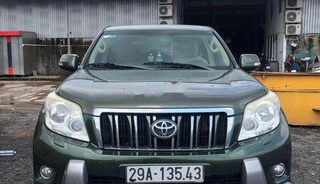 Bán Toyota Prado sản xuất 2012, nhập khẩu như mới